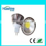 highly quality 520lm MR16 COB 5W led spotlight outdoor led spot lights led spotlight price