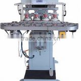 HK manual 4 color super primex pad printing machine equipment for small business at home