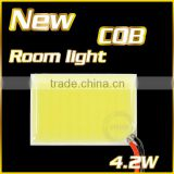 HIGH POWER WHITE T10 LED PANEL CAR INTERIOR DOME LIGHT LAMP replace 3528 1210 5005 24-SMD