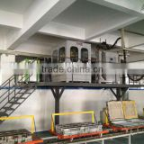 freezer/cooler foaming machine/injection machine/foaming equipment
