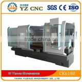 Customized material processing cnc lathe 220v CK6180
