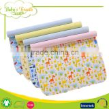 BCD-01 eco-friendly anti-allergic super soft bamboo baby changing mats