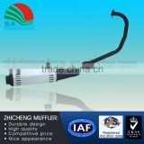 Air Exhaust Muffler China Motorcycle Silencer in Motorcycle Exhaust System for Honda