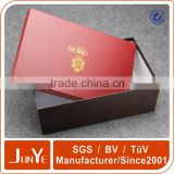 high quality color printing paper shoe packaging box                                                                         Quality Choice