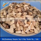 Calcined Bauxite/Brown Corundum/Brown Fused Alumina Grains&Powder