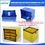 corrugated pp sheet box-Plastic box- PP hollow sheet box,correx,corflute- carton, hollow box