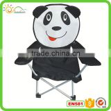 Folding pure color stackable garden kid sling chair