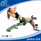 Ab Exercise Fitness Weight Folding Adjustable Workout AB Sit up Bench