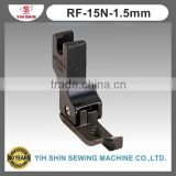 Not Suisei Presser Foot For Sewing Machine Compensating Teflon Feet Single Needle RF-15N-1.5mm Presser Feet