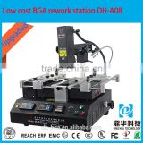 Dinghua soldering iron kit / oven solding machine / mobile phone repairing and soldering station DH-A08