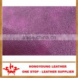 pearl Polish surface leather artificial for luxury shoes,box,ornament,cuero artificial para lujo calzado,caja,adorno.