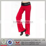 Women Dance Pants/Practice Pants/Casual Pants/Straight Pants/Boot-cut Pants/Stovepipe Pants