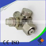 China manufacture low price Stainless steel SF6 pressure gauge valve pressure reducing valve