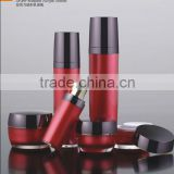 Drum-shaped Acrylic Cosmetic Packaging/Plastic Lotion Pump Cream Bottle 15ml 30ml 50ml 120ml 140ml