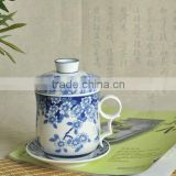 2015 China Alibaba Supplier new bone china tea cup