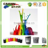 CD-1190 Resin free pigment paste for gold fabric one bath dyeing                                                                         Quality Choice