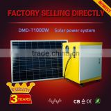 Factory price high effective 2kw off gird solar power system with ultra light lithium battery