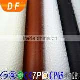 durable anti yellowing high quality leathers for making facial bed, beauty bed, message chair