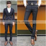 good quality mens polyester rayon trousers fabric