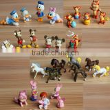 small plastic figure toy manufacture anime film movies 3D Q edition action figurine OEM&ODM Custome 1/18 pvc cartoon Figure
