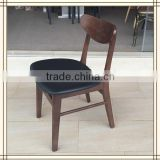 OEM accpeted Beech wooden chairs for restaurant (AL93)