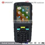 cheap android 3g smart phone with rfid reader scanner gprs differential gps mobile barcode scanner