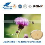 High natural and purity Protect Liver Milk Thistle Plant Extract Powder,Pharmaceutical Grade Silymarin 80%