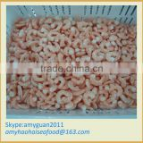 Frozen Cooked Peeled Undeveined Vannamei Shrimp For Mexico Market