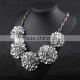 fashion crystal necklace jewelry brands imitations alibaba italiano