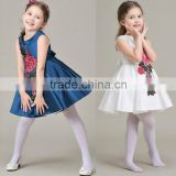 2016 new design kids occasion dresses prom dress children