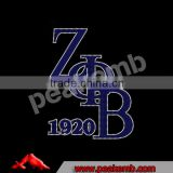 Bling Zeta Phi Beta 1920 Rhinestone Transfers Iron On Tshirts
