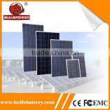 Sun power solar panel battery cell 125*125 with certificate