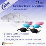 laser eyewear / laser glasses / ipl safety goggle