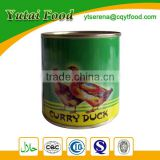 Canned Food Export Curry Duck