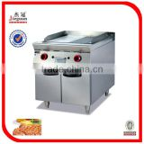 New type Gas Griddle with Cabinet-Hotel Equipment