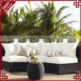 S&D European Standard Rattan wholesale garden furniture