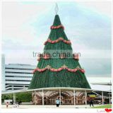 SJ2017500111 12m tower giant christmas tree fake green christmas tree for christmas festival