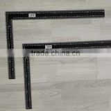 Black Matte Finished Metal Angle Square Ruler,Metal Try Square ,Angle Squares,Angle Ruler