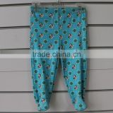 cotton baby pants with feet for sleeping