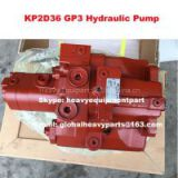 uchida hydraulic pump parts AP2D36 For Excavator R60,DH60