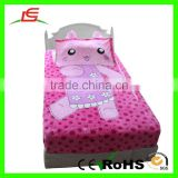 1.8*1.2M rabbit pink zippy sack quilt cover for candygirl