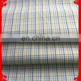 2014 fashion latest new Italy design pattern BAMBOO check fabrics for shirt
