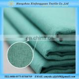 composition linen viscose dyeing fabric rayon linen