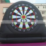 Giant Inflatable Dart Game / Inflatable Soccer Darts / Inflatable Foot Darts for Sale
