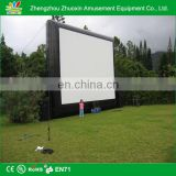 Commercial Durable Outdoor inflatable screen