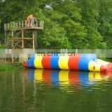 Freefall Inflatable aqua blob jump/ blob water toys/ catapult blob