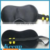 Small fast selling items promotional custom airline travel eye mask set