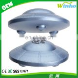 Winho Promotinal PU UFO / Flying Saucer Stress Balls