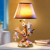 Resin Crafts Product description  LED floor lamp \