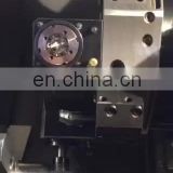 educational cnc lathe machine CK40 Siemens 808D Car disc brake bench milling cutting lathe machine